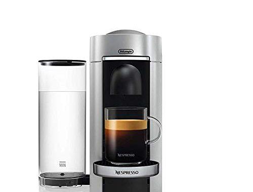 De'longhi Nespresso Vertuo Env 150.r Machine à Café à Capsules 1,7 L Argenté