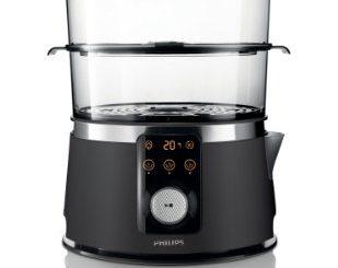 Philips Hd9170/91 Cuit Vapeur Avance Noir 1350 W