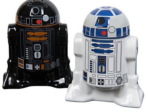 Star Wars Star Wars Droid Sel Et Poivrires
