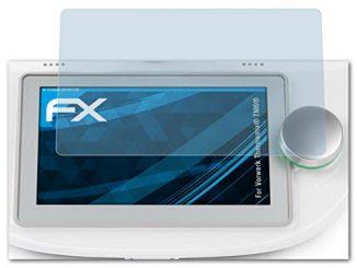 Atfolix Film Protection D'écran Convient Pour Vorwerk Thermomix® Tm6®, Protecteur D'écran Ultra Clair Fx Écran Protecteur (2x)