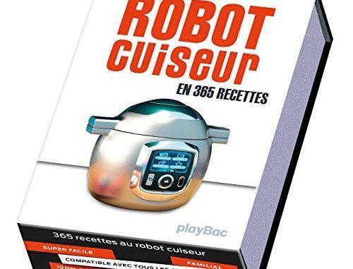 Calendrier 365 Recettes Au Robot Cuiseur L'année à Bloc