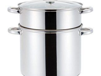 Couscoussier Inox 20 Cm 4l