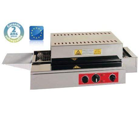 Toaster Convoyeur Largeur Ruban 220 Mm 3,0 Kw Sofraca
