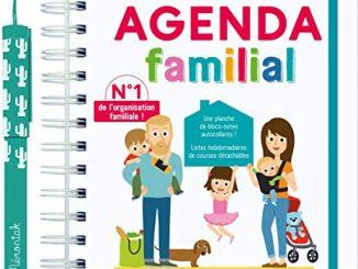Agenda Familial Mémoniak 2019 2020