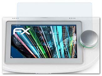 Atfolix Anti Choc Film Protecteur Convient Pour Vorwerk Thermomix® Tm6®, Film Protecteur Ultra Clair Et Absorbant Les Chocs Fx Protecteur D'écran (2x)
