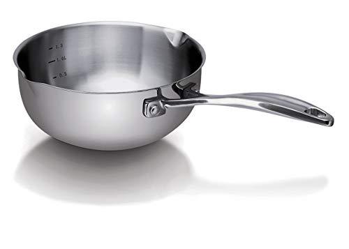 Bekaline 12060204 Chef Saucière En Acier Inoxydable 20 Cm