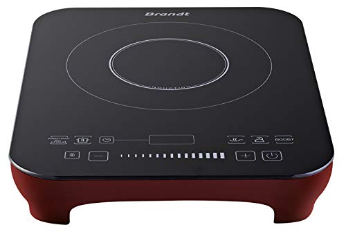 Brandt Table Induction Posable 1 Foyer Rouge