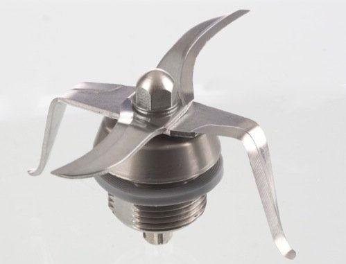 Couteau Complet Pour Tm3300 Et 3000 En Inox