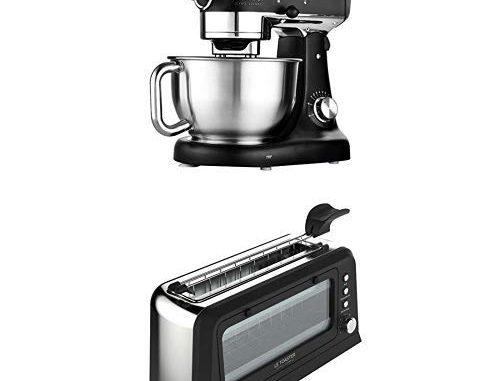 Cyril Lignac Set à Patisserie : Le Robot + Le Toaster