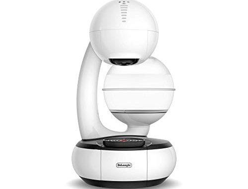 De'longhi 0132180737 Machine à Café à Capsules, 1460 W, 1 Litre, Blanc