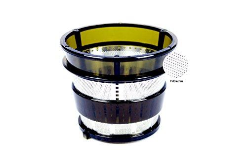 Filtre Fin Pour Extracteur De Jus Fitijuice Grande Ouverture (slw Acnb)