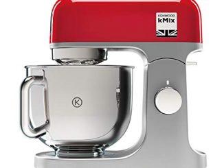 Kenwood Kmix Robot De Cuisine Rouge