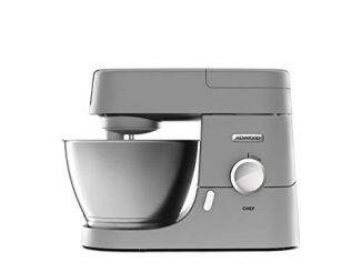 Kenwood Kvc3110s Robot Multifonctions 4.6l 1000w Et Blender 1.7l Chef
