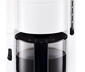Krups F1830110 Aroma Cafetière Pour 6 Tasses Blanc/noir