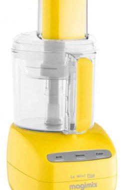 Magimix Robot De Cuisine Mini Plus Jaune