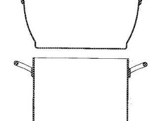 Matfer Couscoussier Aluminium 17,5l Mt520317