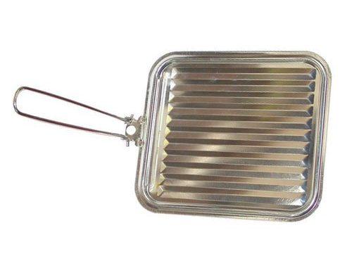 Metaltex 25.65.24 Diffuseur Grille Pain Tôle Etamée 24 X 21 Cm