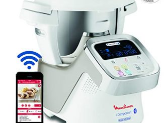 Moulinex I Companion Hf9001robot Cuiseur Connecté