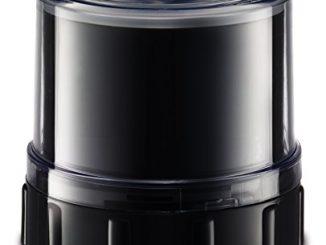 Moulinex Mini Hachoir Xf635bb1 Accessoire Masterchef Gourmet Officiel Idéal Pour Hacher Finement Oignons Ail Fines Herbes Compatible Avec Tous Les Robots Pâtissier Masterchef Qa510110 Qa512g10 Qa530d10