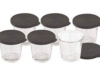 Moulinex Verrines Par 6 Pour Cookeo Xa606000 Pour Pieces Cuisson Petit Electromenager