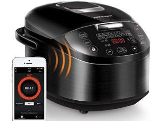 Multicuiseur Redmond Rmc M800s E, Connecté 48 Programmes Connection Bluetooth Wi Fi