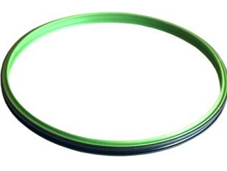 Original Vorwerk Joint Couvercle Vert Thermomix Tm31 Tm 31 Neuf
