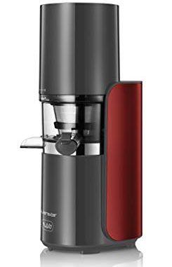 Riviera & Bar Pej537 Extracteur De Jus, 200 W, Rouge