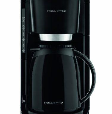 Rowenta Ct3808 Cafetière Filtre, 850 Watts, Noir