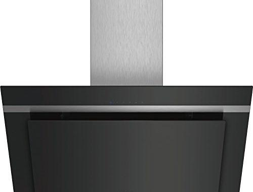 Siemens Lc87khm60 Iq300 Cheminée Murale / 79 Cm/verre, Laqué