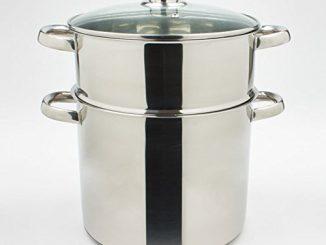 Table Passion Couscoussier En Inox 26 Cm 11 L