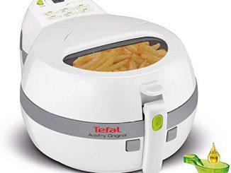 Tefal Actifry Original Fz7100 Friteuse Avec Technologie Actifry, Capacité De 1kg