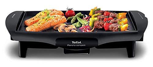 Tefal Cb500512 Plancha Compact,45x30x9 Cm