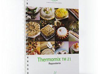 Thermomix Tm 21 Reposteria