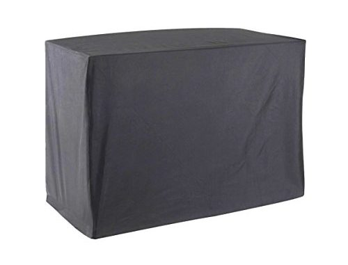 Green Club Housse De Protection Pour Chariot Plancha Haute Qualité Polyester L 100 X L 60 X H 90 Cm Couleur Anthracite