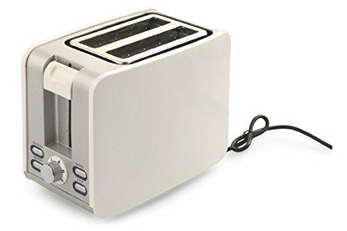 Kooper 2415169grille Pain Toasty, 920watt, Blanc/noir