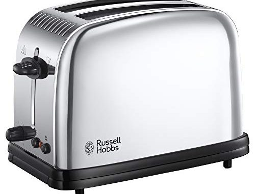 Russell Hobbs 23311 56 Toaster Grille Pain Victory, Cuisson Rapide Et Uniforme